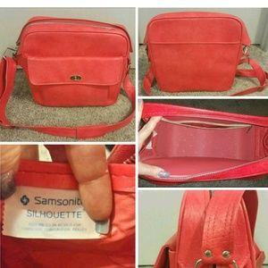 Samsonite Bags - HELP RESCUE DOG/CANCER♡VTG Samsonite carryon